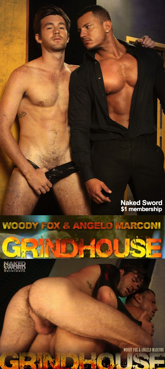 Woody Fox and Angelo Marconi