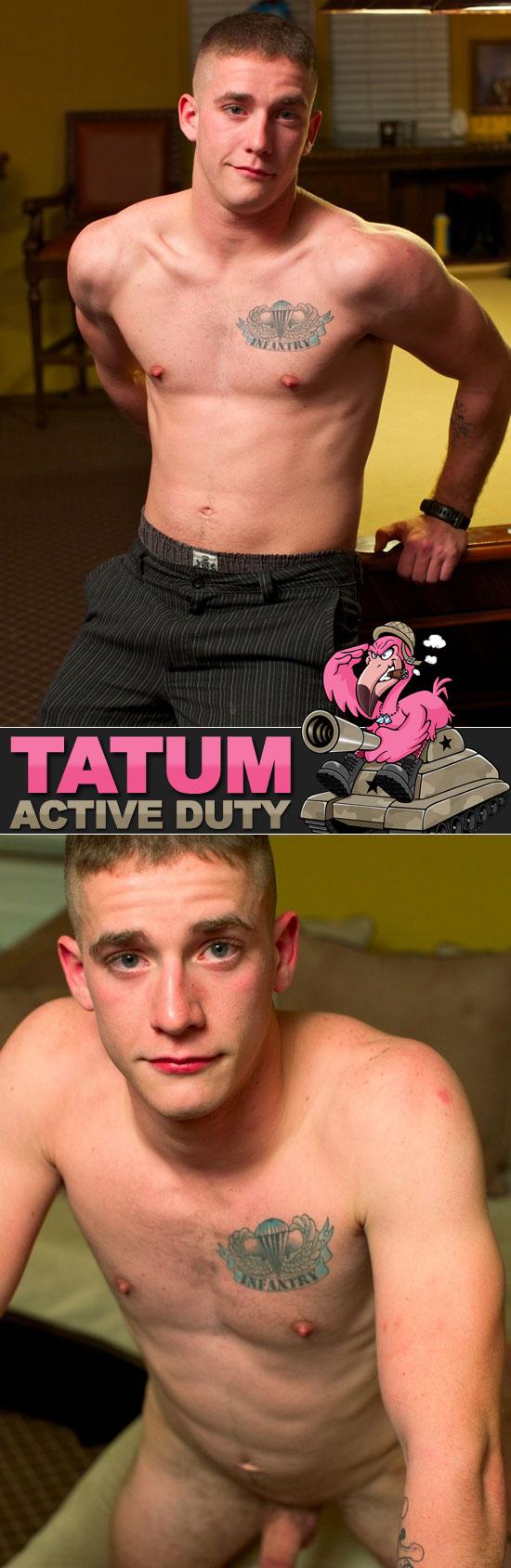 straight military guy