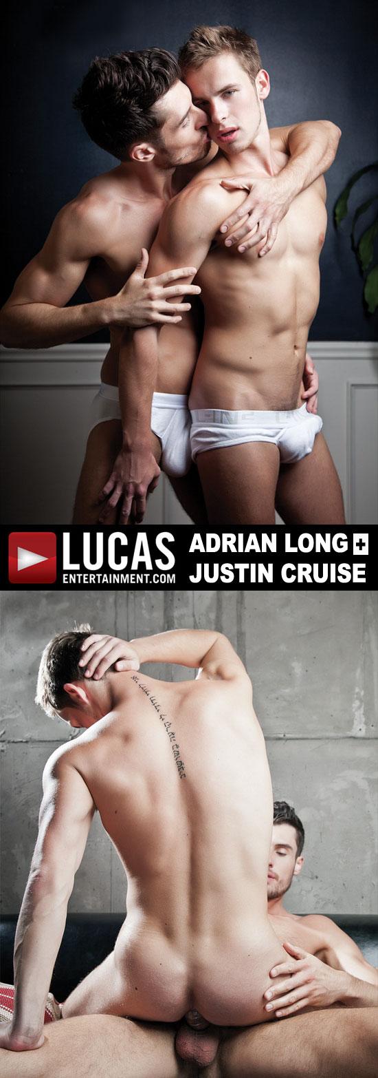 Adrian Long fucks Justin Cruise