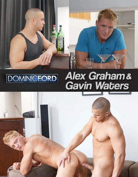 Alex Graham fucks Gavin Waters