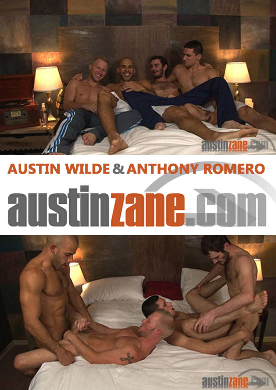 Austin Wilde and Anthony Romero team up with Austin Zane
