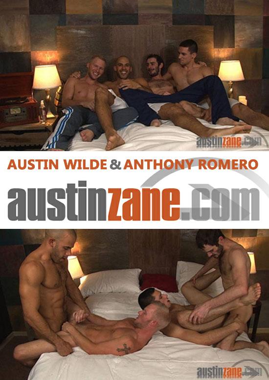 Austin Wilde and Anthony Romero team up with Austin Zane