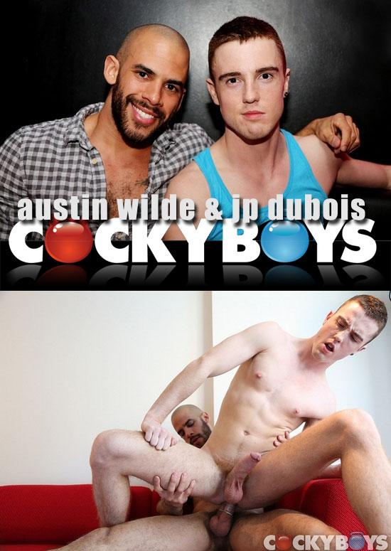 Austin Wilde fucks JP Dubois