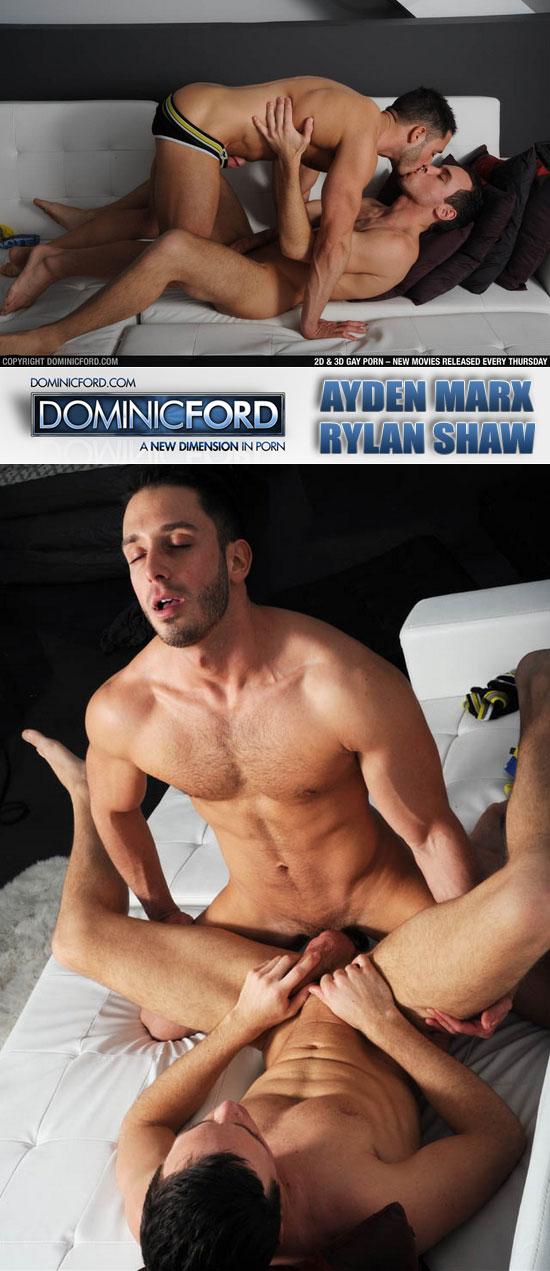 Ayden Marx fucks Rylan Shaw