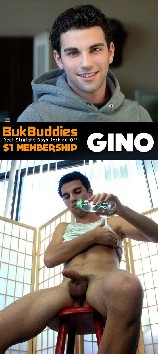 Gino jerks off for Bukbuddies