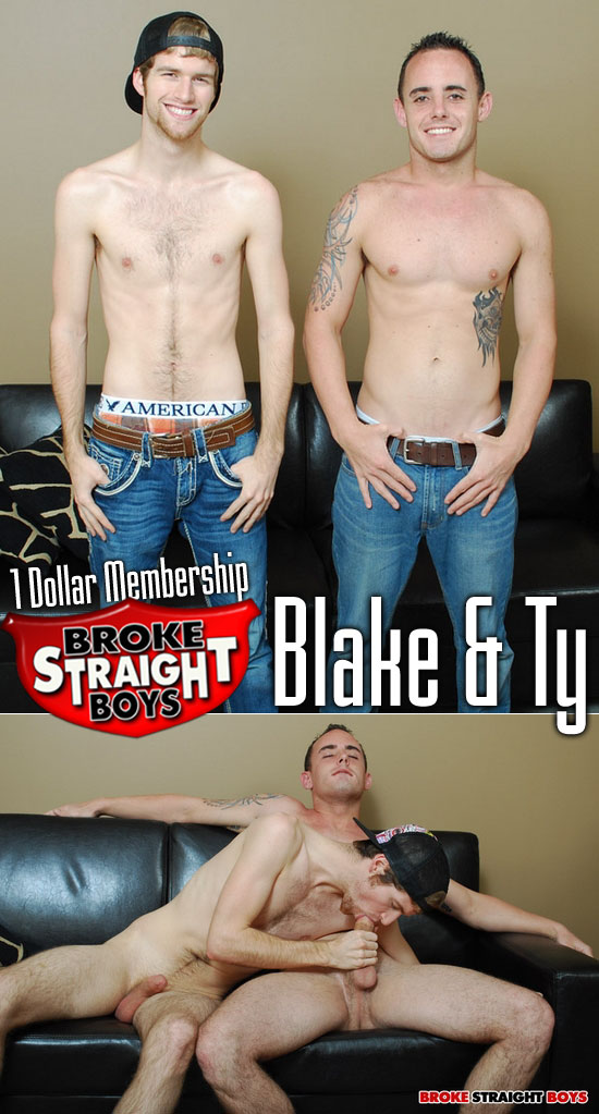 Blake Bennet and Ty