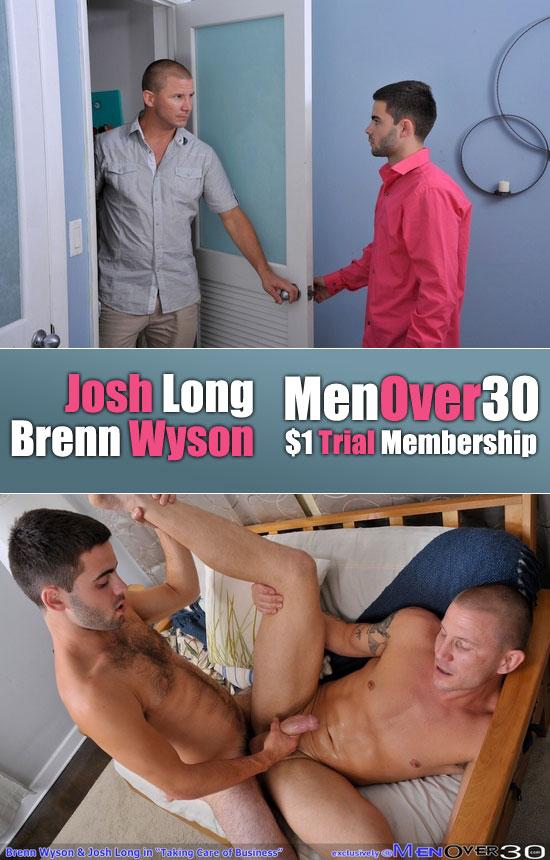 Josh Long fucks Brenn Wyson