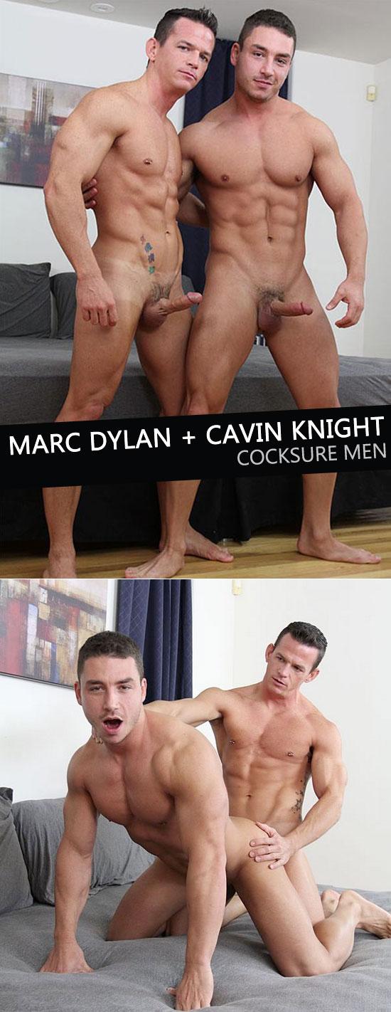 Cavin Knight fucks Marc Dylan