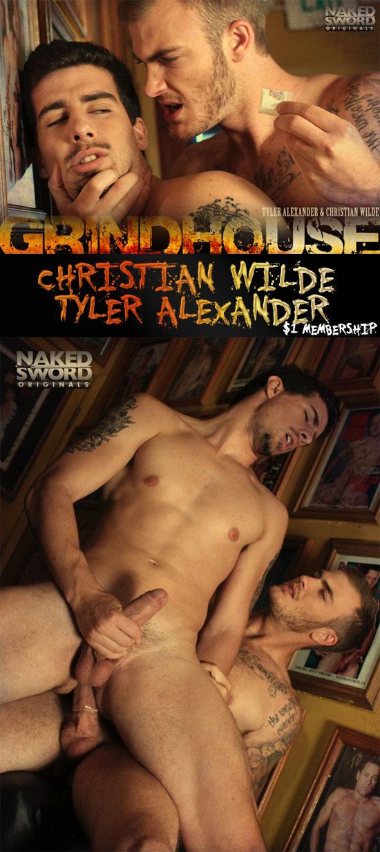 Christian Wilde fucks Tyler Alexander