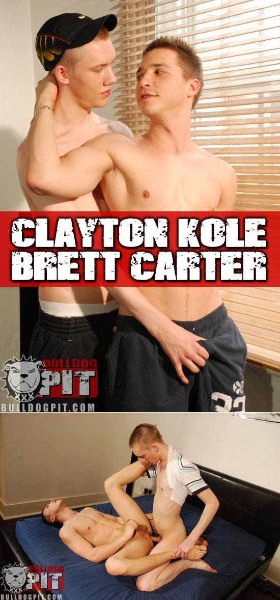 Clayton Kole and Brett Carter
