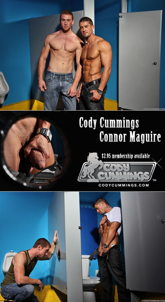 Cody Cummings and Connor Maguire