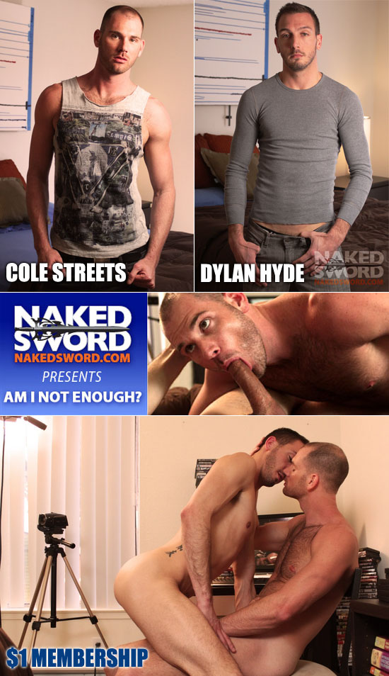 Cole Streets fucks Dylan Hyde