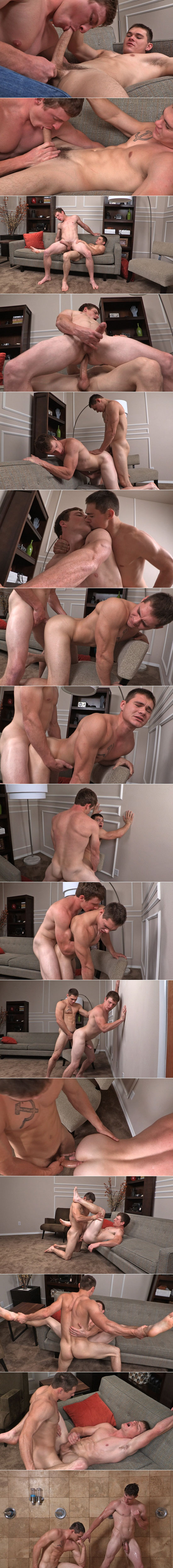 Curtis and Liev fuck bare