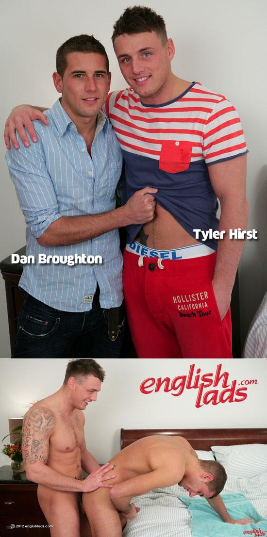 Tyler Hirst fucks Dan Broughton