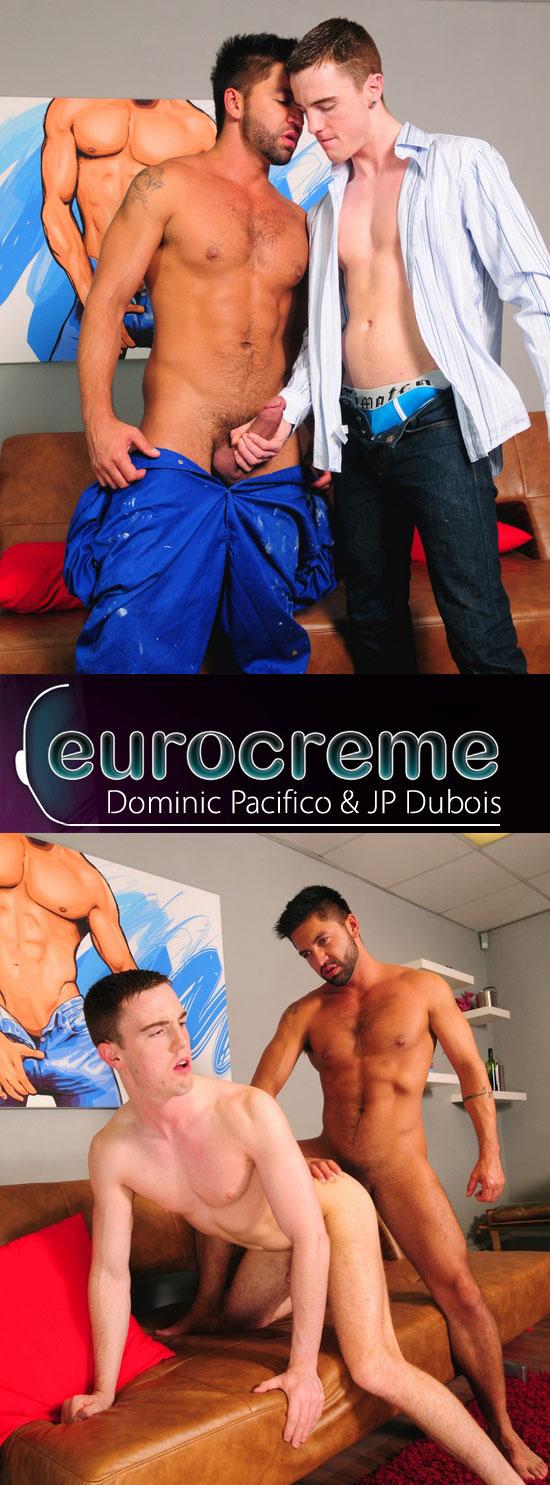 Dominic Pacifico fucks JP Dubois