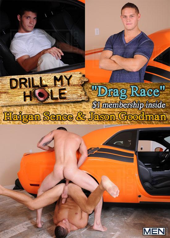 Haigan Sence and Jason Goodman