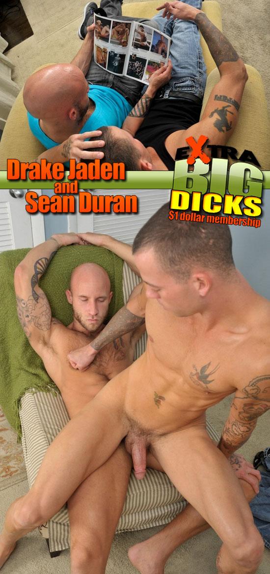 Drake Jaden fucks Sean Duran