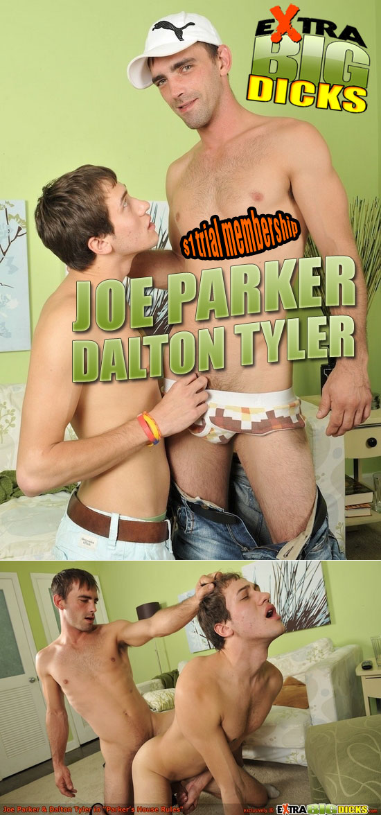 Joe Parker and Dalton Tyler