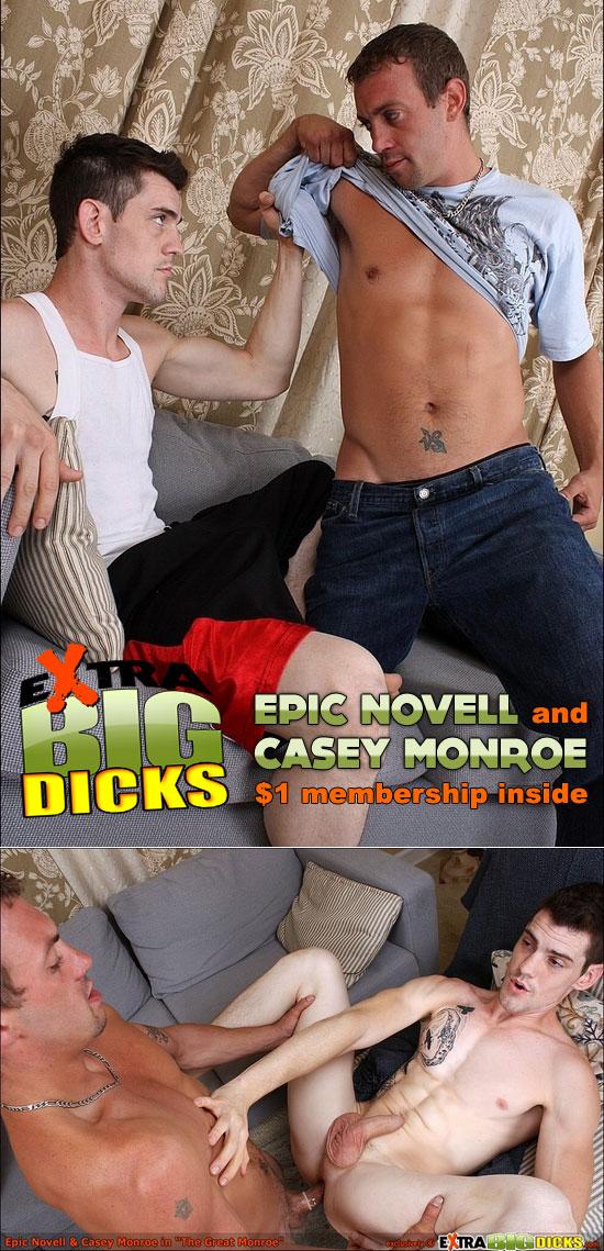 Epic Novell and Casey Monroe