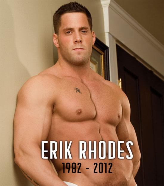 Photo of Erik Rhodes