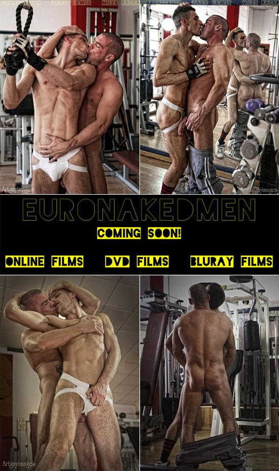 New gay porn website Euro Naked Men