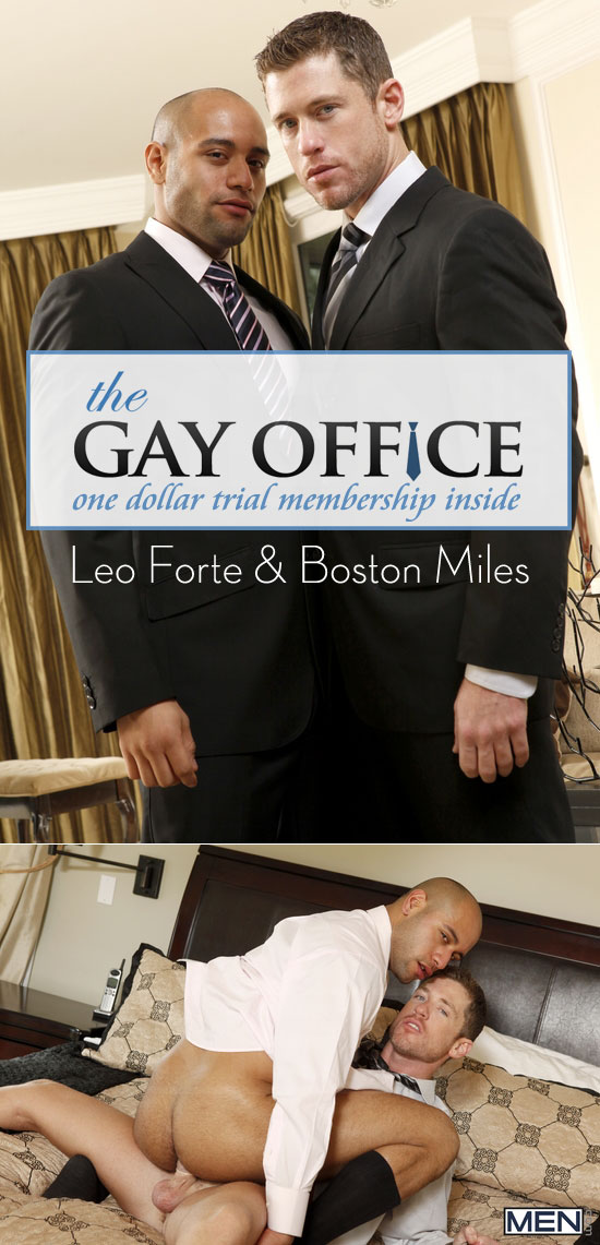 Leo Forte and Boston Miles