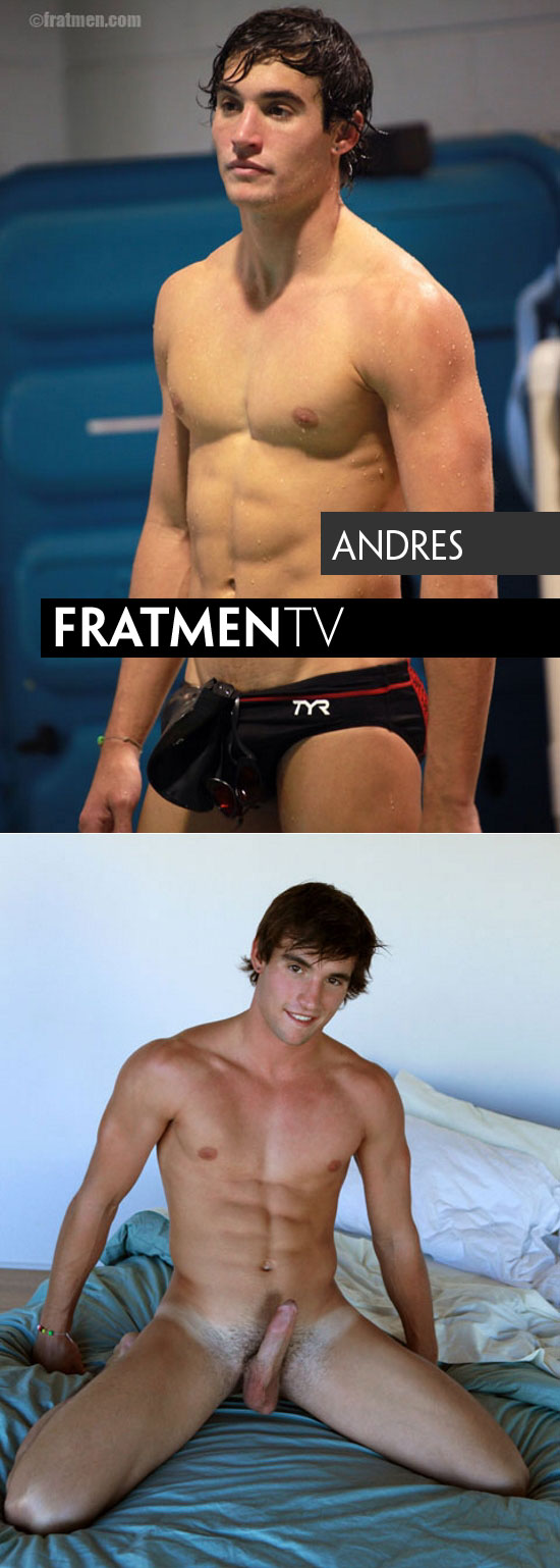 Andres at Fratmen