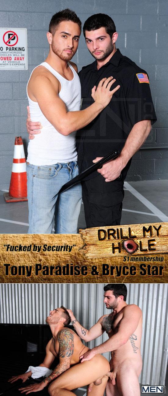 Tony Paradise fucks Bryce Star