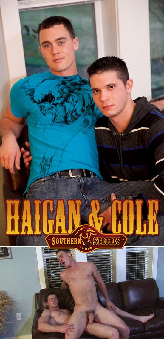 Haigan fucks Cole