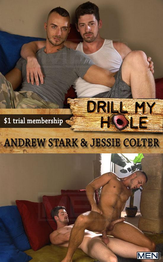 Handling the hose