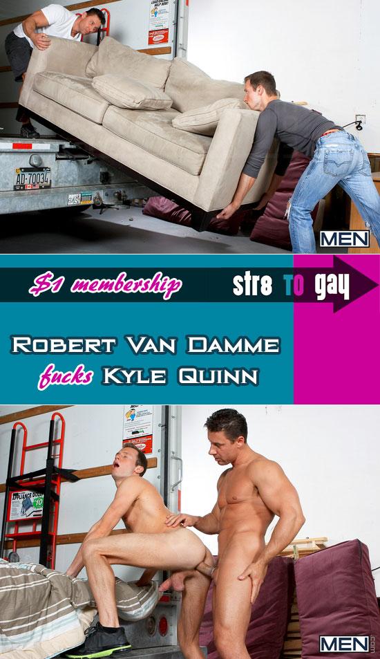 Kyle Quinn and Robert Van Damme