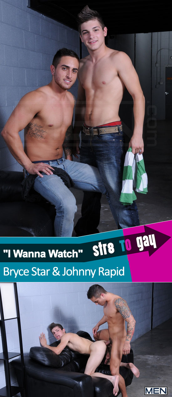 Bryce Star and Johnny Rapid
