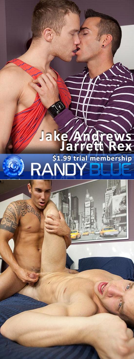 Jarrett Rex fucks Jake Andrews