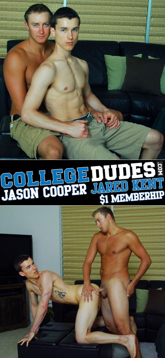 Jason Cooper fucks Jared Kent