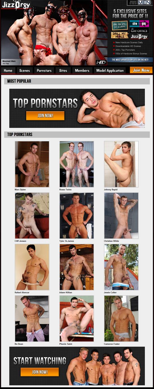 Multi site access with men.com