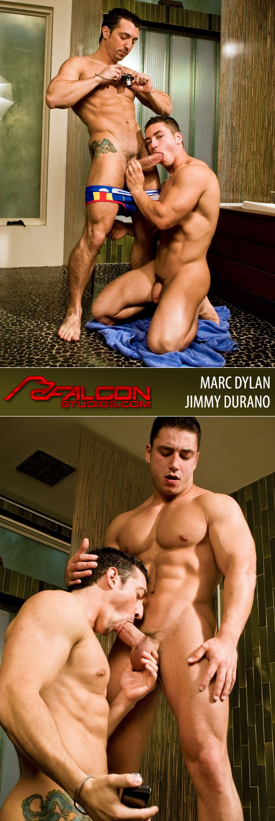 Jimmy Durano and Marc Dylan
