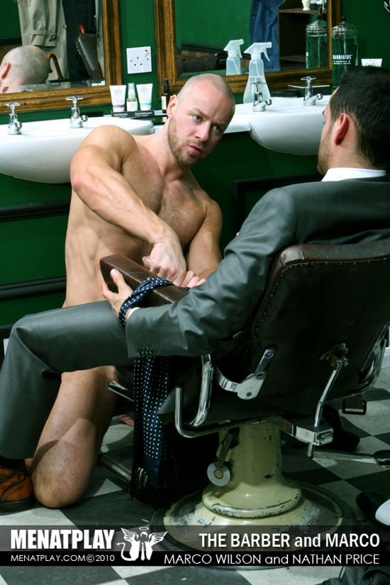 Nathan Price at Men At Play