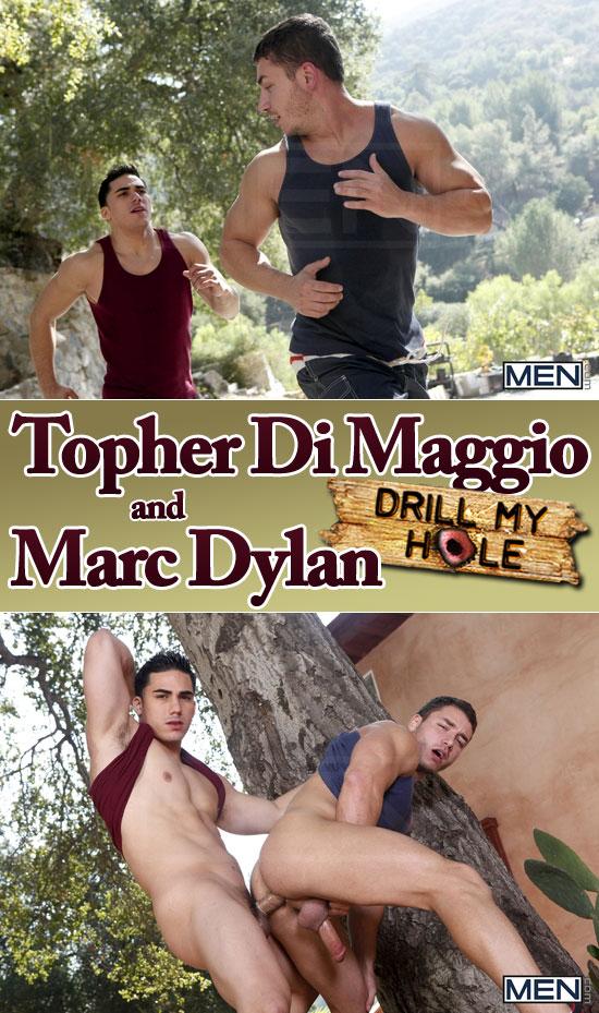 Topher Di Maggio fucks Marc Dylan