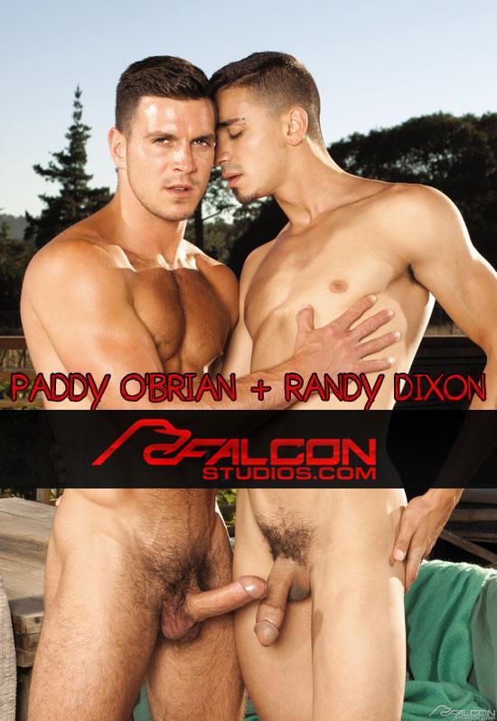 Paddy O'Brian fucks Randy Dixon