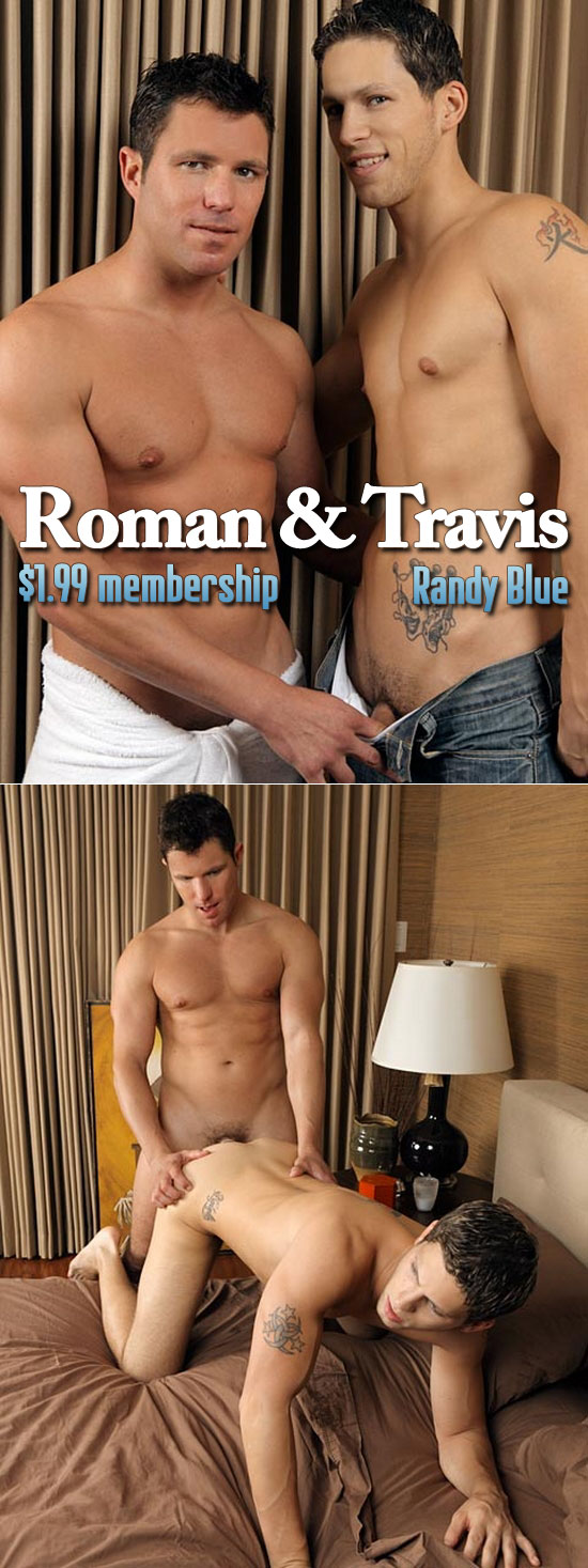Romand Todd and Travis james