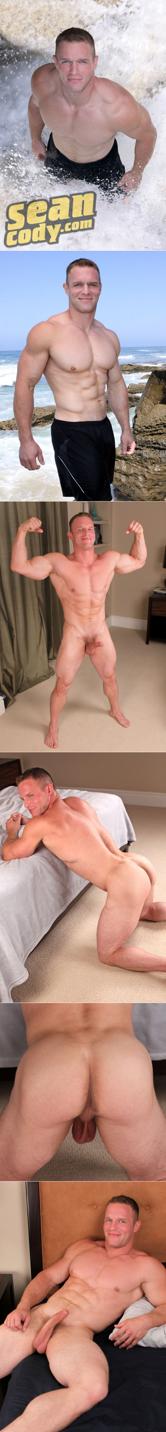 Derek solo at Sean Cody