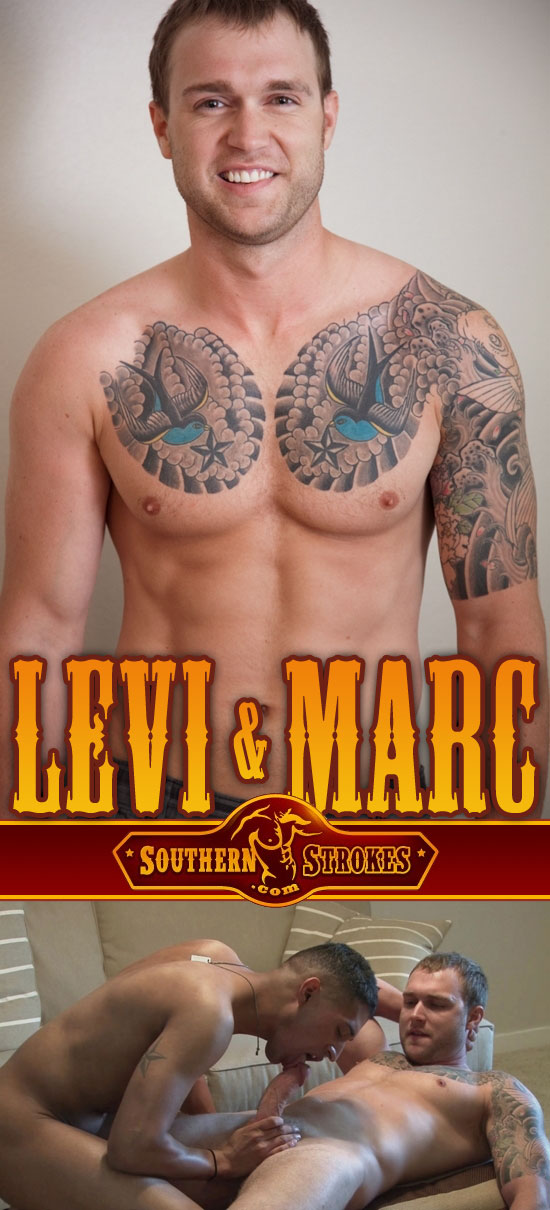 sucking Levi