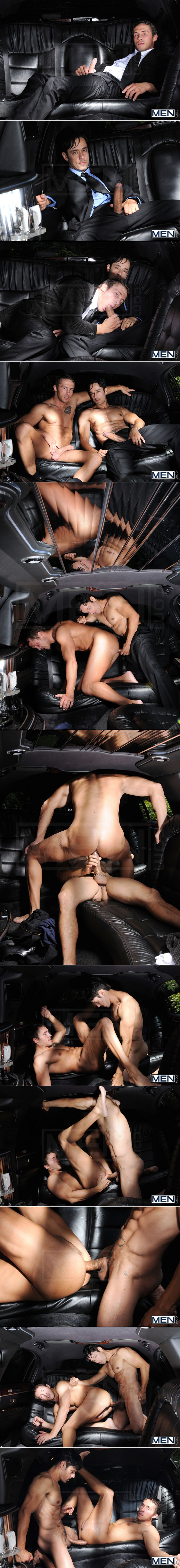 Rafael Alencar and Ryan Rockford at Drill My Hole