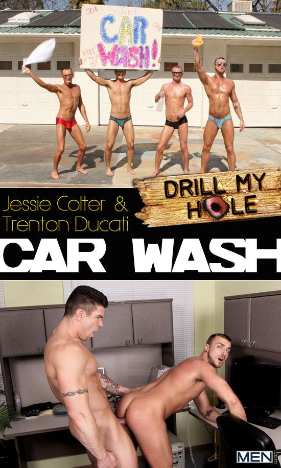 Trenton Ducati fucks Jessie Colter