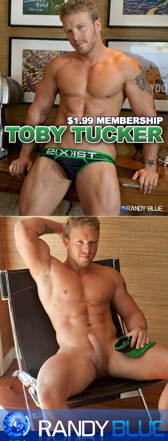 Toby Tucker