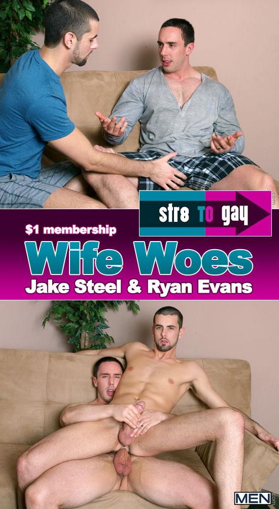 Ryan Evans fucks Jake Steel