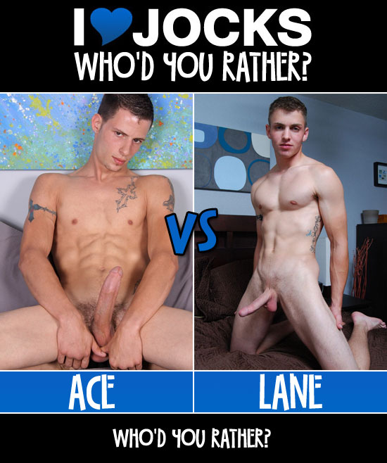 Ace versus Lane