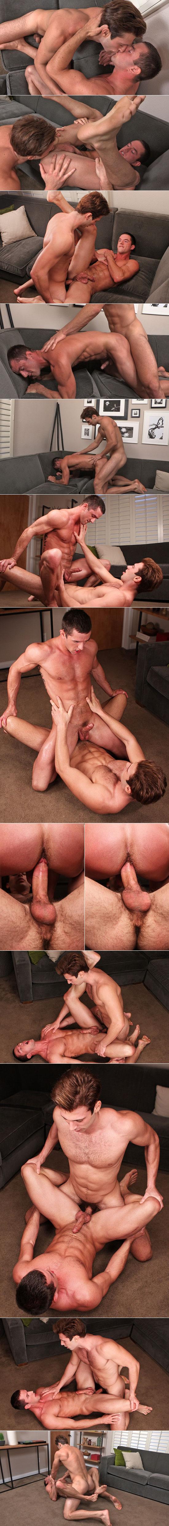 Jarek and Zack at Sean Cody