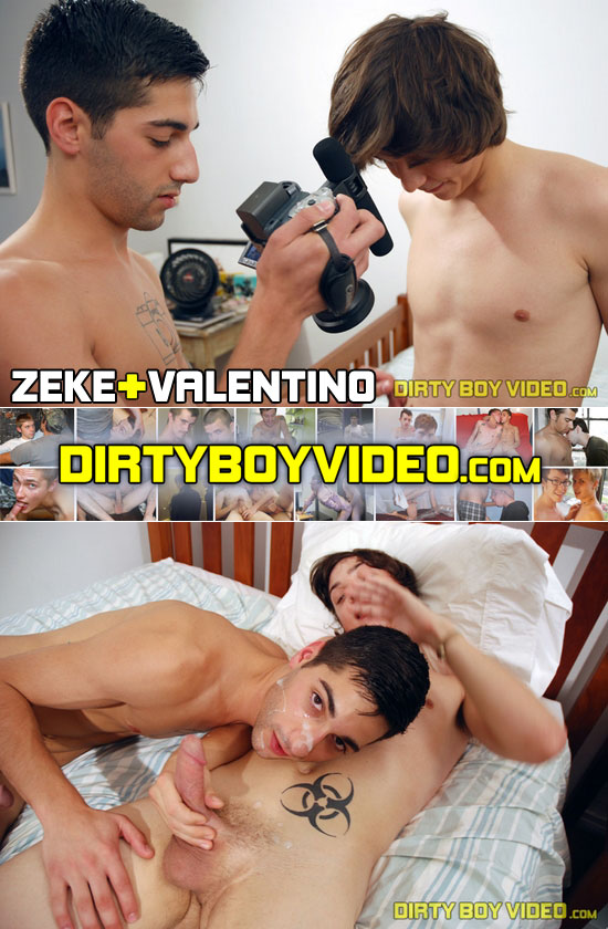 Zeke and Valentino