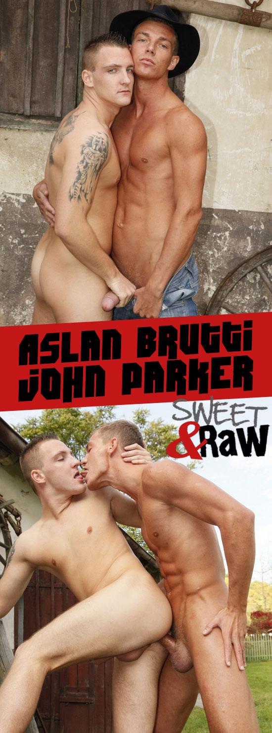 Aslan Brutti barebacks John Parker